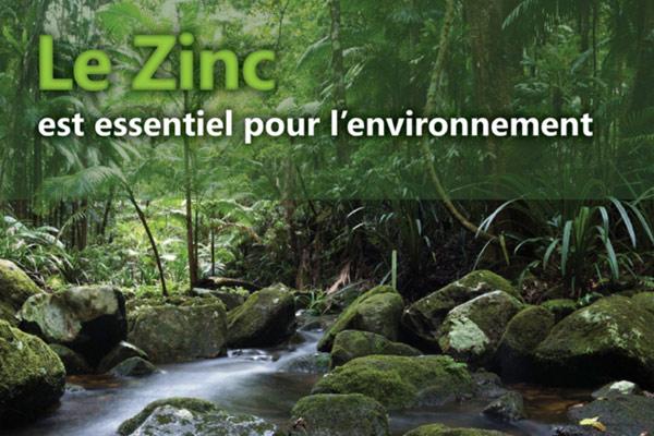 Le zinc un materiau durable