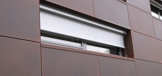Centre informatique EDF thermolaquage rouille
