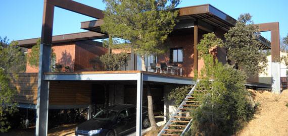 Traitement duplex architecture métal