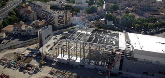 Palais de la glace et de la glisse à Marseille